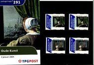 Nederland NL M291  2004 Oude Kunst  cent  Postfris