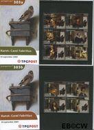 Nederland NL M303ab  2004 Carel Fabritius  cent  Postfris