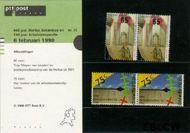 Nederland NL M71  1990 Diversen  cent  Postfris