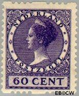 Nederland NL R18  1925 Type 'Veth' 60 cent  Gestempeld