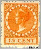 Nederland NL R49  1928 Type 'Veth' 15 cent  Gestempeld