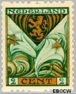 Nederland NL R71  1925 Wapens 2+2 cent  Gestempeld