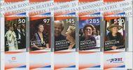 Nederlandse Antillen NA 1577  2005 Regeringsjubileum Koningin Beatrix  cent  Postfris