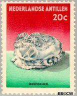 Nederlandse Antillen NA 327  1962 Voorwerpen  cent  Postfris