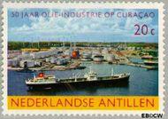 Nederlandse Antillen NA 356  1965 Olie-industrie 20 cent  Gestempeld