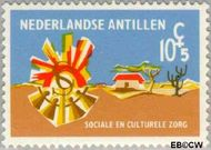 Nederlandse Antillen NA 396  1968 Sociale zorg  cent  Gestempeld