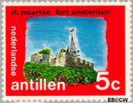 Nederlandse Antillen NA 449  1972 Eilanden  cent  Postfris