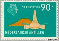 Nederlandse Antillen NA 466  1973 Landschappen 90 cent  Gestempeld