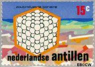 Nederlandse Antillen NA 506  1975 Zoutindustrie 15 cent  Gestempeld