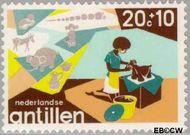 Nederlandse Antillen NA 516  1975 Creativiteit 20+10 cent  Gestempeld
