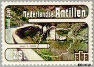 Nederlandse Antillen NA 556  1977 Toerisme 25 cent  Gestempeld