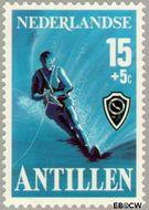 Nederlandse Antillen NA 576  1978 Sport 15+5 cent  Gestempeld