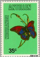 Nederlandse Antillen NA 586  1978 Vlinders 35 cent  Gestempeld