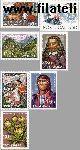 POR 1060#1066 Postfris 1968 Postzegeltentoonstelling LUBRAPEX