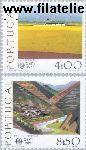 POR 1360#1361 Postfris 1977 C.E.P.T.- Landschappen