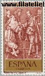 SPA 1146# Postfris 1959 Pyreneën- verdrag