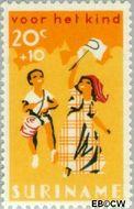 Suriname SU 464  1966 Feesten 20+10 cent  Gestempeld
