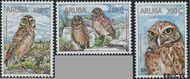 Aruba AR 400#402  2008 Uilen  cent  Postfris