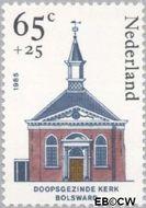 Nederland NL 1326  1985 Kerken 65+25 cent  Gestempeld