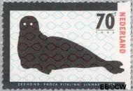 Nederland NL 1339  1985 Bedreigde dieren 70 cent  Gestempeld