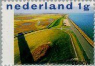 Nederland NL 1766  1998 Nederland Waterland 100 cent  Gestempeld