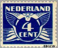 Nederland NL R63  1930 Type 'Veth' 4 cent  Gestempeld