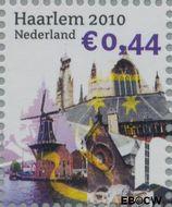 Nederland NL 2695A#  2010 Mooi Nederland- Haarlem  cent  Gestempeld