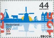 Nederland NL 2708  2010 VVV  cent  Gestempeld