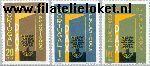 POR 880#882 Postfris 1960 Int. Vluchtelingenjaar