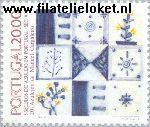 POR 1675# Postfris 1985 Tegels