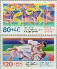 Berlin ber 777#778  1987 Sporthulp  Postfris