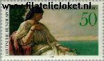 Bundesrepublik BRD 1033#  1980 Feuerbach, Anselm  Postfris