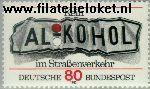 Bundesrepublik BRD 1145#  1982 Geen alcohol in het verkeer  Postfris