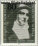 Bundesrepublik BRD 1162#  1983 Stein, Edith  Postfris