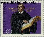 Bundesrepublik BRD 1193#  1983 Luther, Martin  Postfris