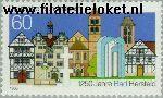 Bundesrepublik BRD 1271#  1986 Bad Hersfeld  Postfris