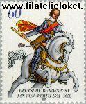 Bundesrepublik BRD 1504#  1991 Werth, Jan von  Postfris
