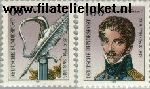 Bundesrepublik BRD 1559#1560  1991 Körner, Theodor  Postfris
