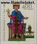 Bundesrepublik BRD 1738#  1994 Keizer Friedrich II  Postfris