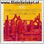 Bundesrepublik BRD 1875#  1996 Cultuur en natuurerfenis van de mensheid  Postfris