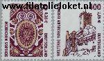 Bundesrepublik BRD 2210#2211  2001 Bezienswaardigheden  Postfris