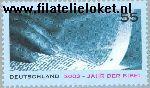 Bundesrepublik brd 2312#  2003 Jaar van de Bijbel  Postfris