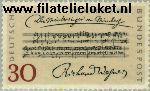 Bundesrepublik BRD 566#  1968 Wagner, Richard  Postfris