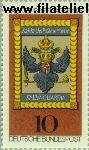 Bundesrepublik BRD 903#  1976 Dag van de Postzegel  Postfris