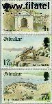 Gibraltar gib 469#471  1983 Vestingen  Postfris