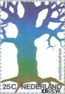 Nederland NL 1044  1974 Staatsbosbeheer 25 cent  Gestempeld