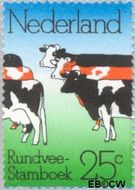 Nederland NL 1052  1974 Ned. Rundvee-Stamboek 25 cent  Postfris