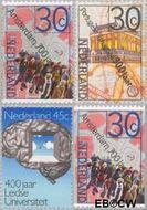 Nederland NL 1064#1066  1975 Amsterdam  cent  Gestempeld