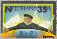 Nederland NL 1073  1975 Stoomvaart-Mij. Zeeland 35 cent  Gestempeld