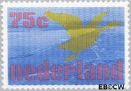 Nederland NL 1097  1976 Zuiderzeeproject 75 cent  Gestempeld